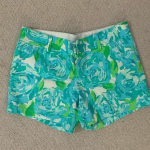 Lilly Pulitzer Patterned Shorts